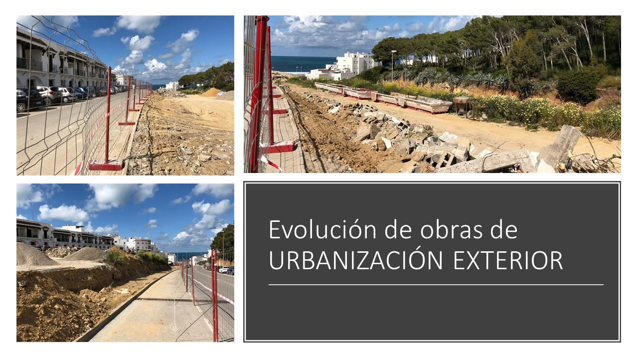 Urbanización exterior